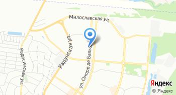 Киев Уголь на карте
