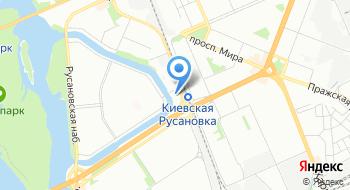 Компания Армацентр на карте