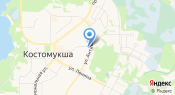 Норд, ресторан на карте