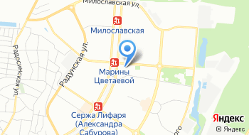 Зоомагазин Джунгли на карте