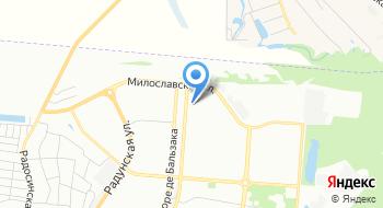 Ветеринарная клиника Деснянского района на карте
