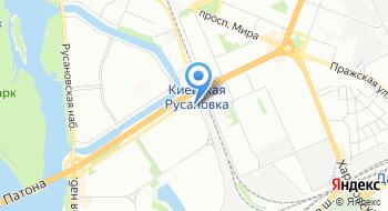 Компания Оваг Интернэшнл Украина на карте