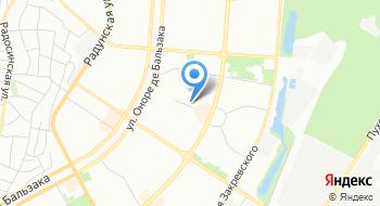 Центр первичной медицинско-санитарной помощи №4 Деснянского района г. Киева на карте