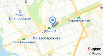 Киоск Парики на карте