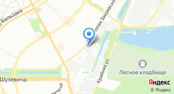 СТО Автотехникс на карте