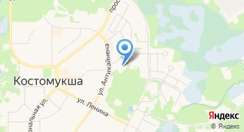 ОГИБДД Омвд России по г. Костомукше на карте