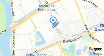 Киевское детективное бюро Искра на карте