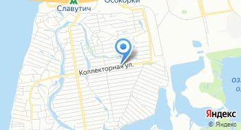 Компания Вольтик на карте