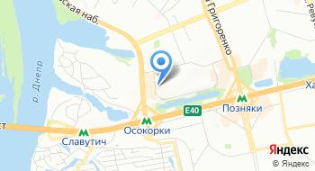 Компания Лисек Украина на карте