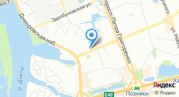 Компания Kinoroom на карте