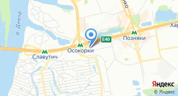 Интернет-магазин Sanki.com.ua на карте