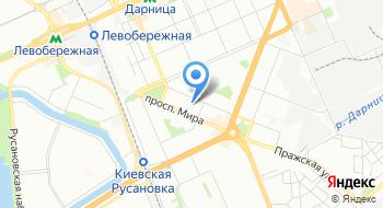 ЖСК Молодежный на карте