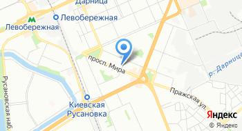 Рекпост на карте