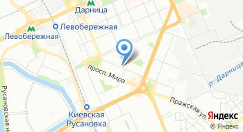 Компания Тера - авто на карте