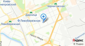 Компания Артсофт на карте
