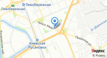 Производственное предприятие ПРОзнак на карте