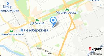 Компания Дисплей-плюс на карте