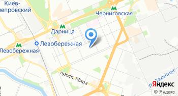 Фитнес-клуб Джайв на карте