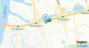 Киевская академия груминга на карте
