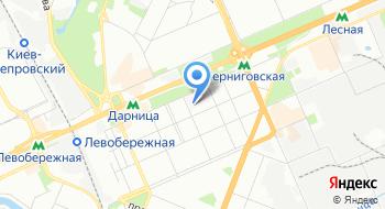 Бассейн при Киевской бальнеологической лечебнице на карте