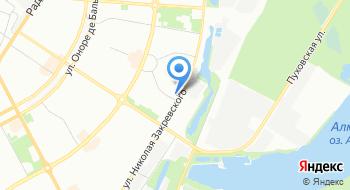 Фирма Фишер-Украина на карте