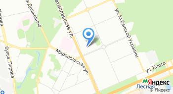 Киевская общеобразовательная гимназия Грейс на карте