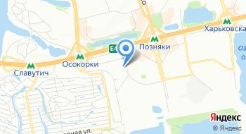 Медицинский центр Оптима-Фарм на карте