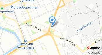 Магазин Акваланг на карте