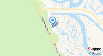 База отдыха Мфу Конча-Заспа на карте