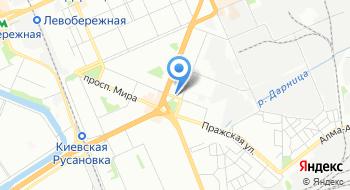 Интернет-кафе Киборг на карте