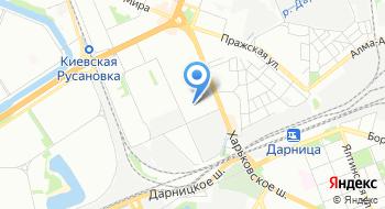 Служба Эвакуаторов на карте