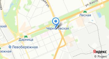 Компания Вересень на карте