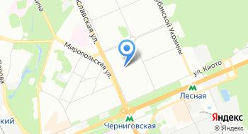 СТО Автостекло на карте