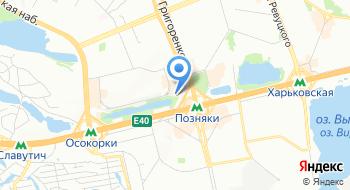 Магазин детских товаров Мирошка на карте
