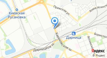 Компания Политокс на карте
