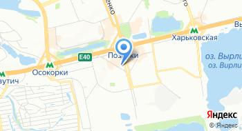 Сервисный центр ИРС на карте