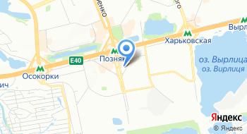 YouLazy-Украина на карте