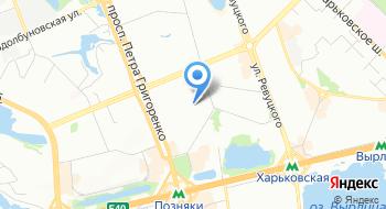 Старлинк на карте