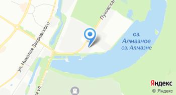 Интернет-магазин A-green на карте