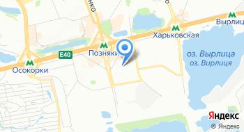 Центр первичной медико-санитарной помощи Дарницкого района Амбулатория № 10 на карте