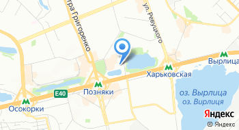 Компания Ресторатор Украина на карте