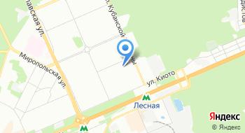 Олимпийский колледж им. Ивана Поддубного на карте