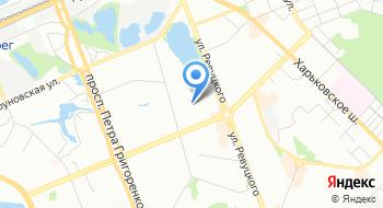 Спортивно-оздоровительный центр Тритон на карте