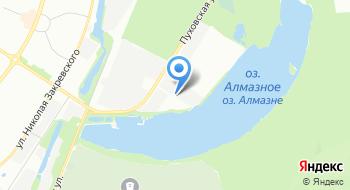 Компания Деревянные заборы Киев на карте