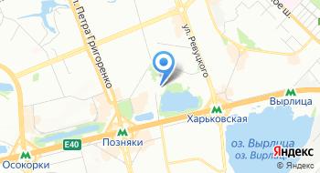 Центр сервисного обслуживания КСТ Сервис на карте