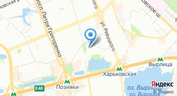 Дорлидер на карте