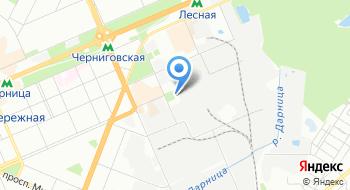 Компания Украинские системы контроля на карте