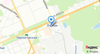 Свадебный салон Княжна на карте