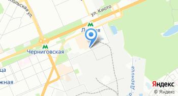 Компания Smartex на карте