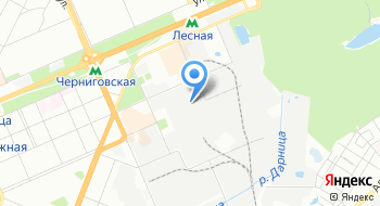 Агро-СРВ на карте